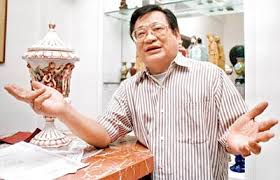 Nelson Wang, the godfather of Tangra cuisine